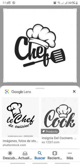 Me ofrezco  como chef
