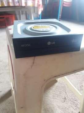 DVD LG para CPU