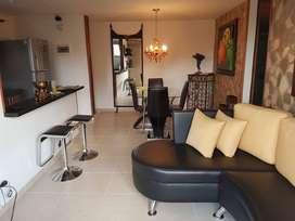 Apartamento amoblado en Calazanz ID233