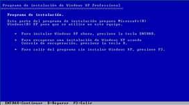 Instalación de Windows Xp W7 W10 repación limpieza hardware