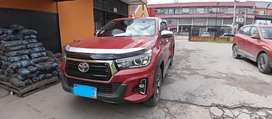 Toyota Hilux como nuevo