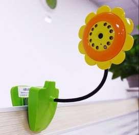 camara de vigilancia de bebes wifi, para monitoreo en el celular con forma de flor