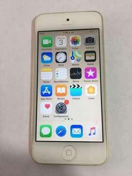 ipod touch 6, sexta generación  64 gb , con accesorios