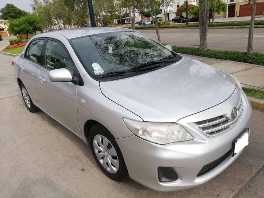 Toyota Corolla 2013 Automático Full Gasolina Particular a  9 900  Dolares 0