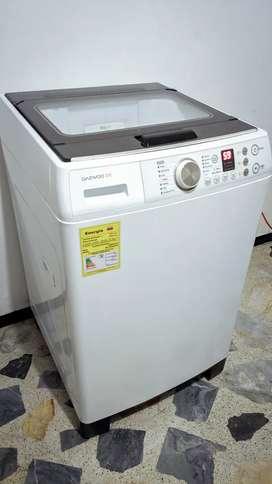 Lavadora daewoo DC de 33 libras