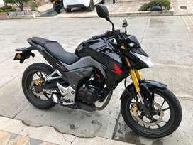 Moto HONDA CB190R excelente estado