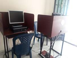 Vendo 3 Computadores de Mesa