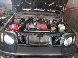 Vendo Suzuki Jimny 4x4 stroker Monster M19a