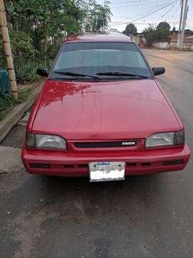 Vendo Carro Mazda 323 SW