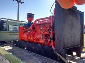 Generador Scania 113 H Turbo intercooler!
