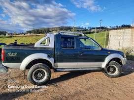 Nissan Frontier 4×4 full