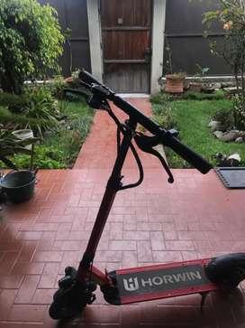 En venta scooter eléctrico en excelente estado