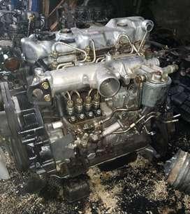 Vendo motor 4D34 turbo intercooler