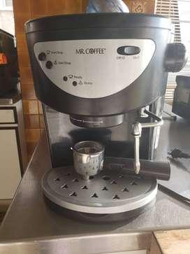 Cafetera MR.COFFE