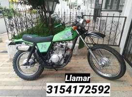 Vendo-permuto Kawasaki 250 cros