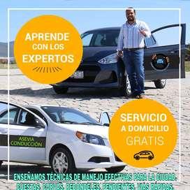 Te gustaría conducir con confianza⁉️Asevía Conduccion es tu SOLUCIÓN-Clases de Conducción en Quito