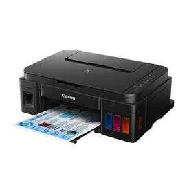 Impresora canon g3100 multifuncional