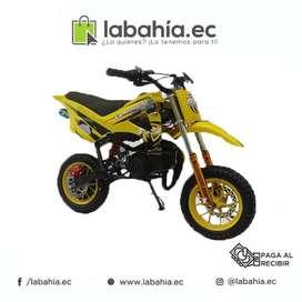 Moto Lamborbini a Gasolina 49cc (Mediana)