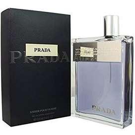 Perfume Prada Pour Homme de Prada para Caballero 100ml ORIGINAL