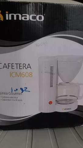 Cafetera imaco