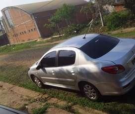 Peugeot sedan
