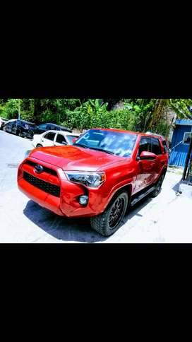 TOYOTA 4 RUNNER XP   AÑO 2017 LIMITED