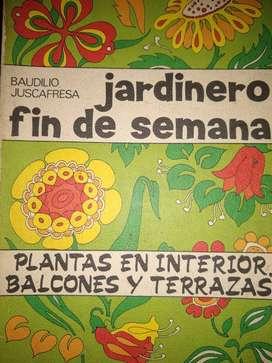 Jardinero Fin De Semana Arboles B Juscafresa