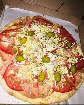 Pizzería La Tía