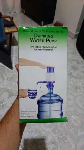 Bomba para botellon de agua
