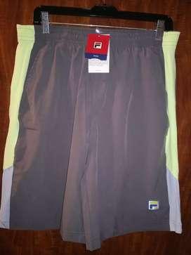 Short Fila Hombre Talla L Delivery Gratis (No Nike, Adidas, Puma, Reebok, Under Armour)
