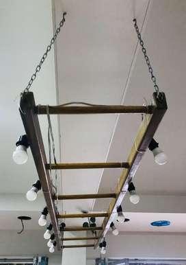 Escalera Decorativa con luces