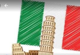 Lecciones de Italiano por niveles
