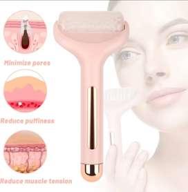 Rodillo facial masajeador frozen roller de trendy