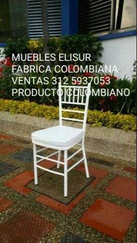 MUEBLES ELISUR SILLAS TIFFANY
