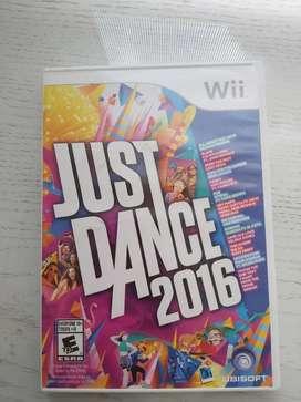Just dance 2016 para Wii