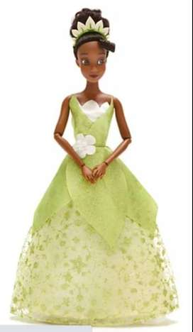 Muñeca clásica Tiana -  De La princesa y el sapo Original