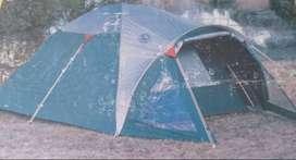 Carpa Dome Trent para 3 personas
