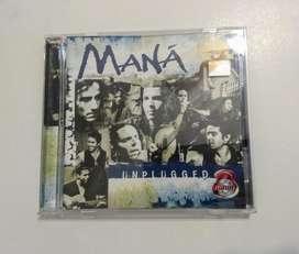 """CD Maná. """"Unplugged"""""""