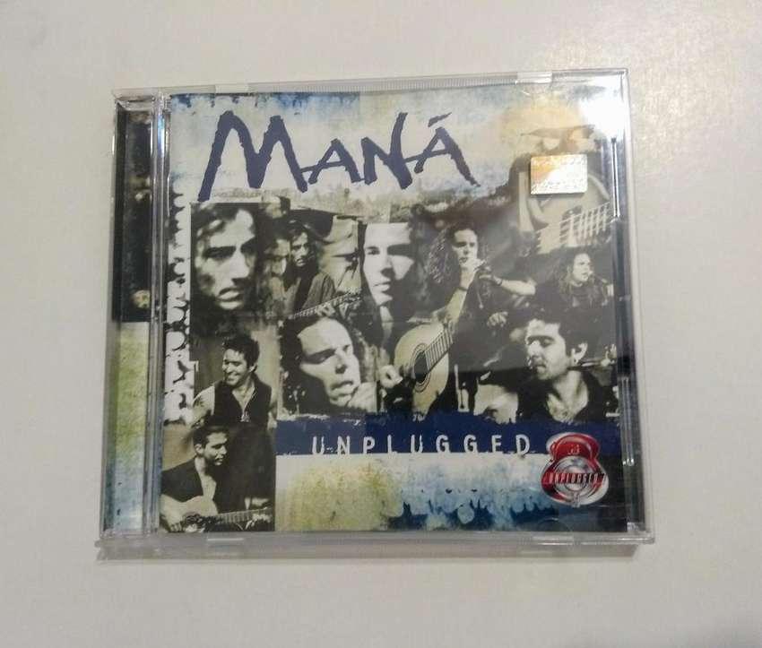 """CD Maná. """"Unplugged"""" 0"""