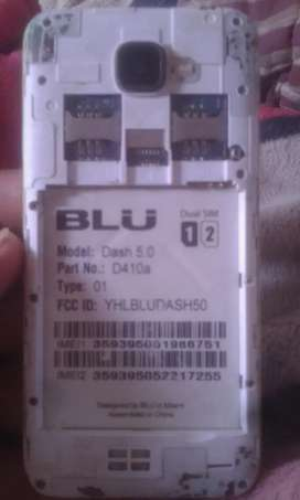 Se vende maquina dw blu dash 5.0