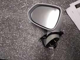 Espejo exterior electrico Honda Fit 2003 - 2009 - Original