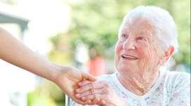 CUIDADOR/A DOMICILIARIO/A | Grupo Familiar selecciona para Mujer de Tercera Edad con Discapacidad (Alzheimer)