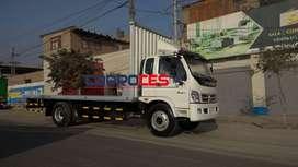 Venta y fabricación de plataforma para cualquier tipo de camión.