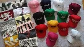 Camiseta+ gorra
