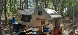 Camper motorhome