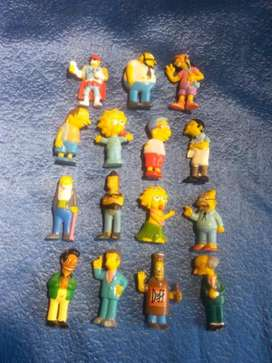 Muñecos Jack Simpson Lote