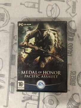 Medal of Honor Pacific Assault Pc Original
