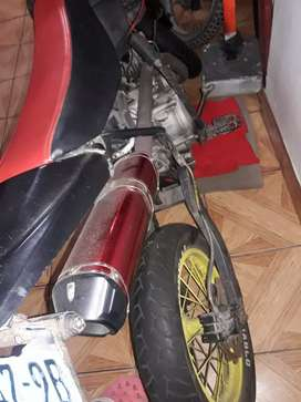 Trumper full operativa motor 160 cc todo terreno