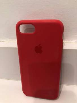 Funda original silicona Iphone 8