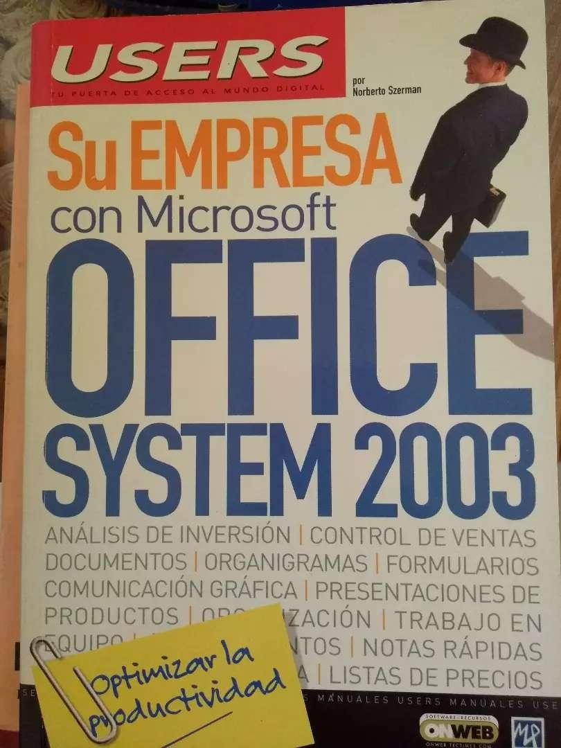 """Su empresa con Microsoft Office System 2003"" Norberto Szerman 0"